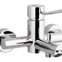 Cмеситель для ванны однорычажный Remer Minimal N05
