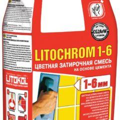 Litochrom 1-6 C.10 серая 2kg Al.bag